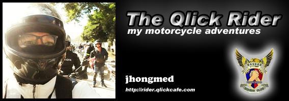 the qlick rider