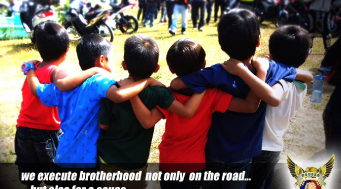 Brotherhood + Ride for A Cause