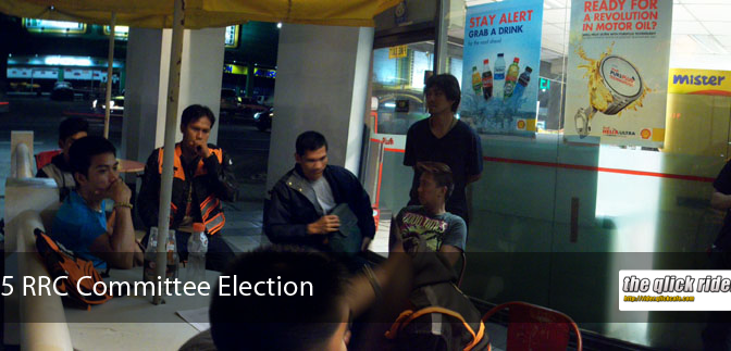 RRC Committee Election & Tambay Night – Cavite Chapter