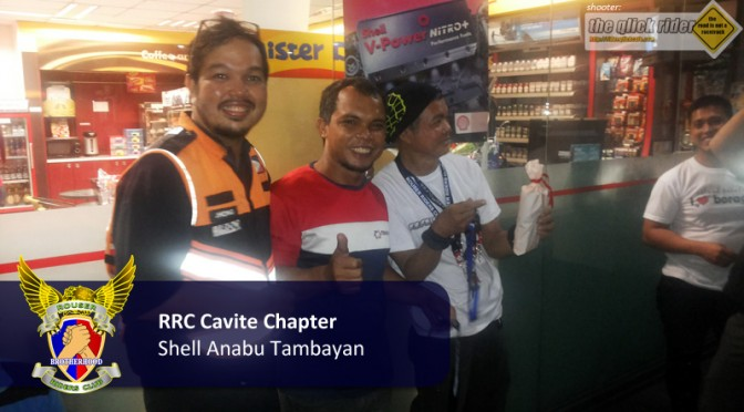 RRC Tambayan Journal – August 06, 2015