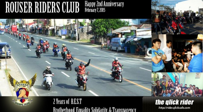 RRC 2nd Year Anniversary