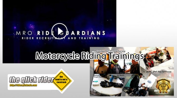 The Importance of Motorcycle Riding Training
